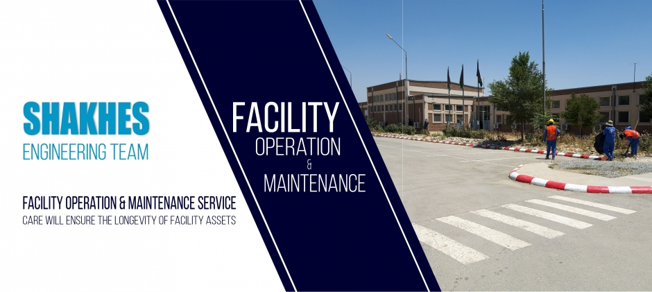 SET | Facility O&M Ground Keeping Service