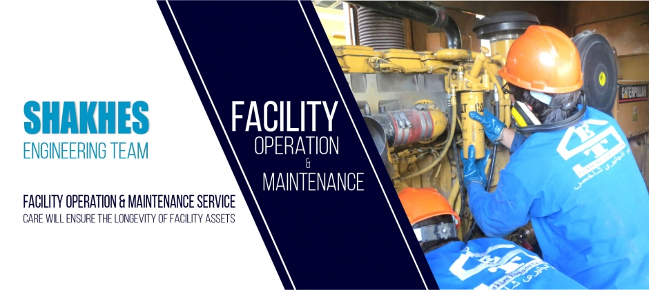 SET | Facility O&M Power Generator Maintenance